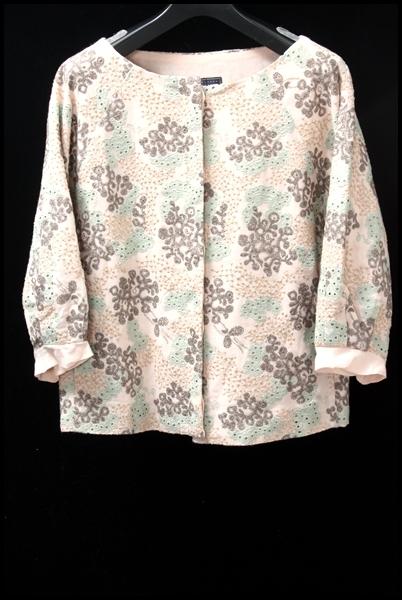 minaperhonen happy camouflageジャケット