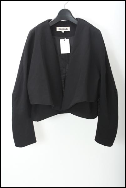 ENFOLD ショートジャケット