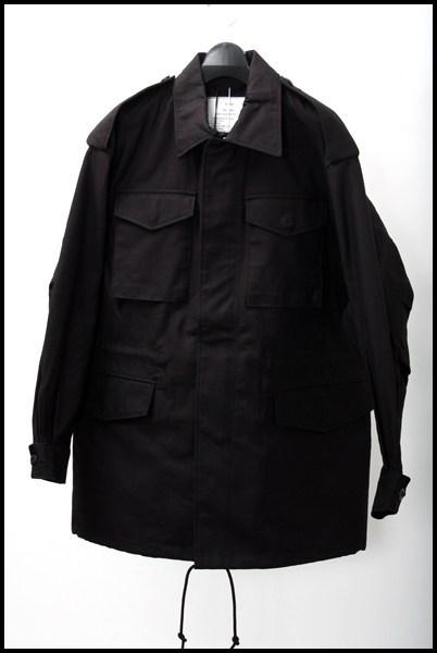 HYKE the POOL aoyamaフィールドジャケット